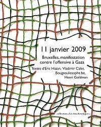 Couverture Gaza