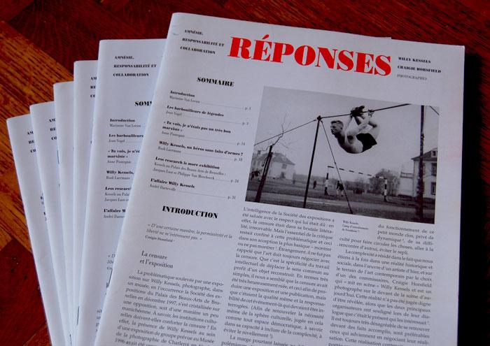Réponses - Amnésie, responsabilité et collaboration
